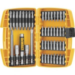 DEWALT DW2166 45-PIECE SCREWDRIVER SET