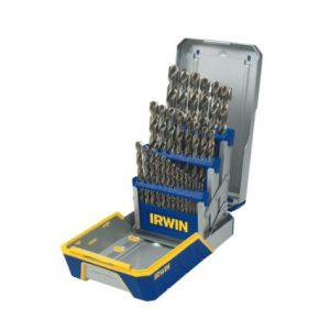 IRWIN Tools Cobalt High-Speed Steel Drill Bit