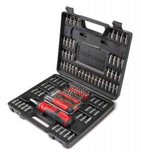 TEKTON 2841 ELECTRONIC REPAIR SCREWDRIVER BIT SET