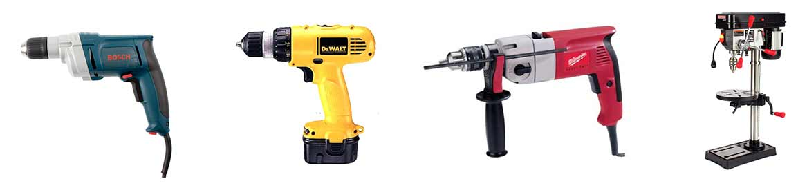 drill-types